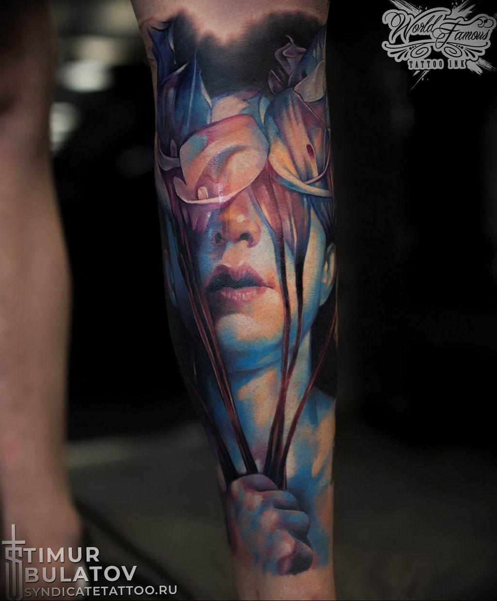 Фото тату студии Синдикат 09.09.2019 №081 - Syndicate tattoo - tatufoto.com