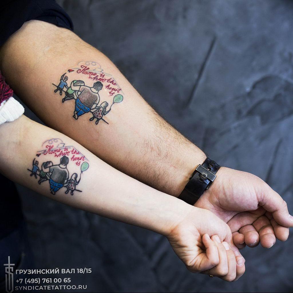 Фото тату студии Синдикат 09.09.2019 №083 - Syndicate tattoo - tatufoto.com