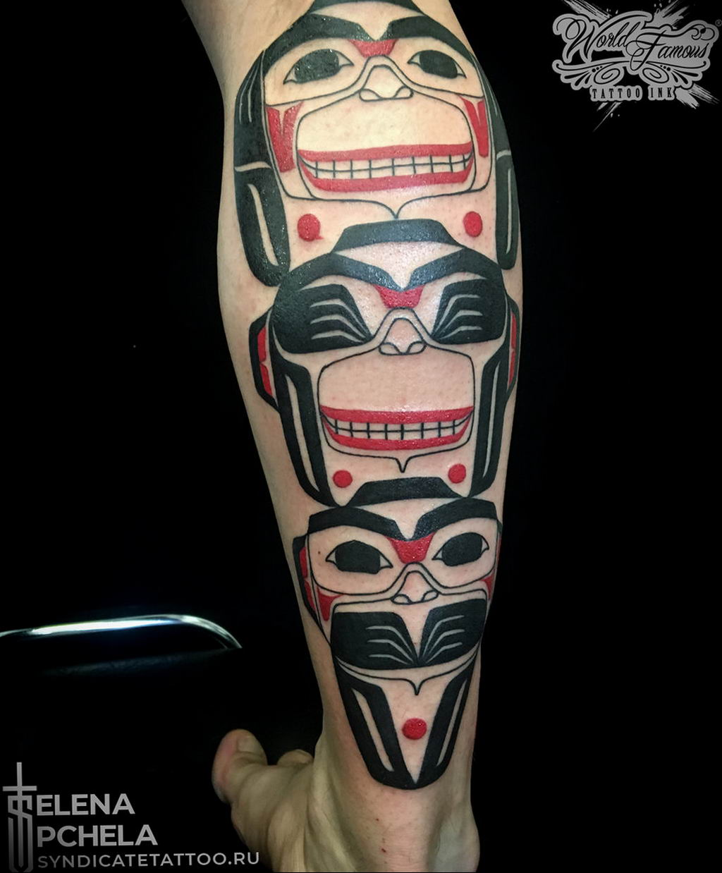 Фото тату студии Синдикат 09.09.2019 №096 - Syndicate tattoo - tatufoto.com