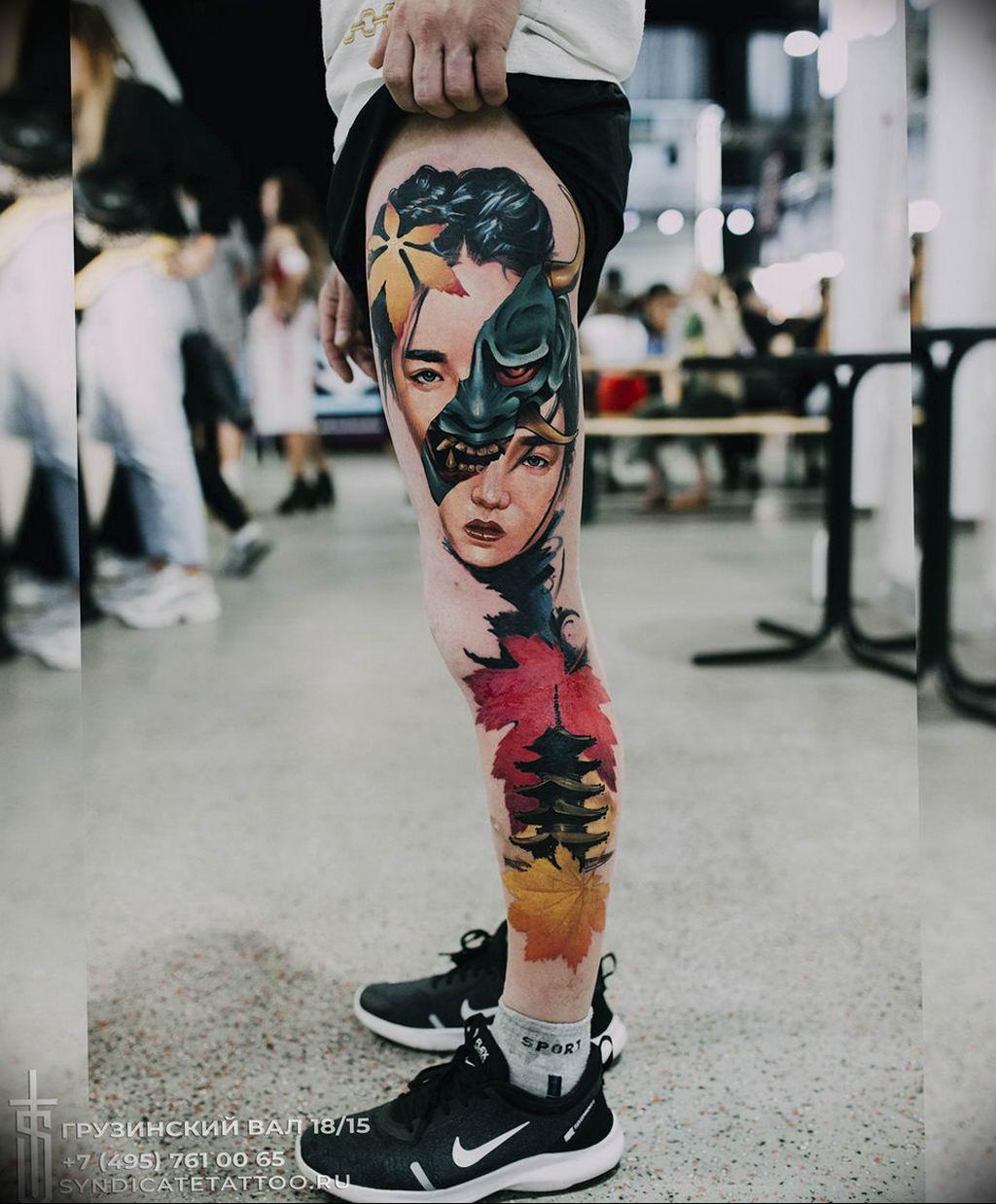 Фото тату студии Синдикат 09.09.2019 №104 - Syndicate tattoo - tatufoto.com