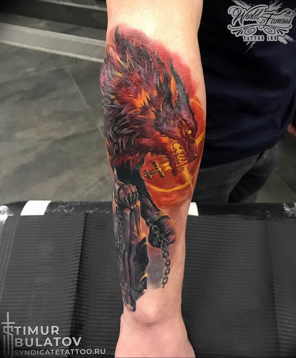 Фото тату студии Синдикат 09.09.2019 №107 - Syndicate tattoo - tatufoto.com