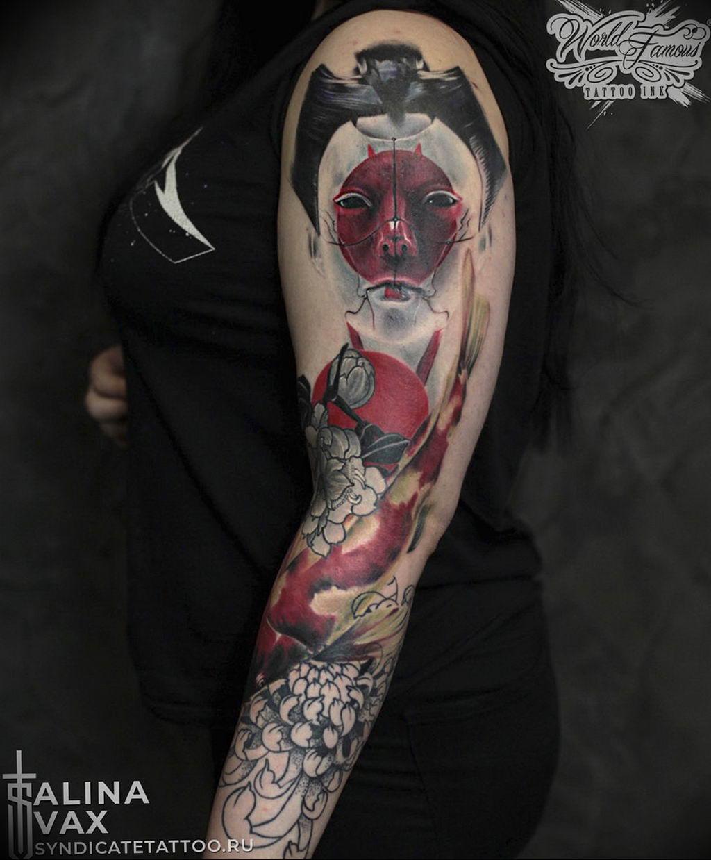 Фото тату студии Синдикат 09.09.2019 №117 - Syndicate tattoo - tatufoto.com