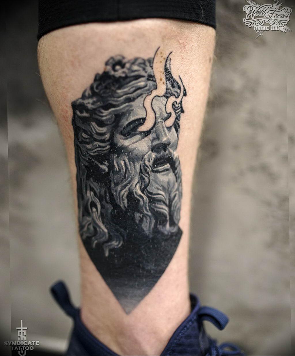 Фото тату студии Синдикат 09.09.2019 №125 - Syndicate tattoo - tatufoto.com