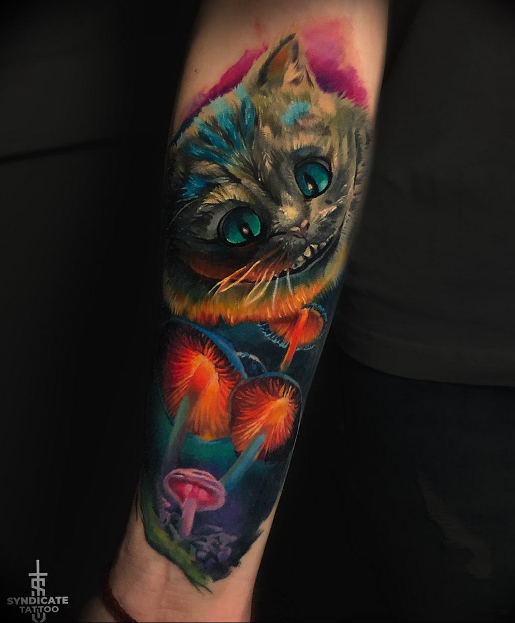 Фото тату студии Синдикат 09.09.2019 №129 - Syndicate tattoo - tatufoto.com