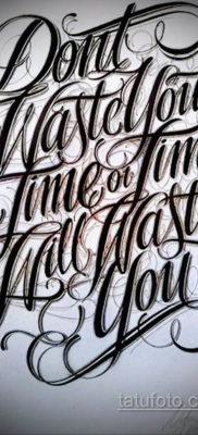 тату надписи шрифты эскизы 14.09.2019 №022 – tattoo lettering fonts sketche – tatufoto.com