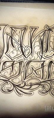 тату надписи шрифты эскизы 14.09.2019 №028 – tattoo lettering fonts sketche – tatufoto.com