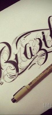 тату надписи шрифты эскизы 14.09.2019 №032 – tattoo lettering fonts sketche – tatufoto.com