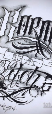 тату надписи шрифты эскизы 14.09.2019 №063 – tattoo lettering fonts sketche – tatufoto.com