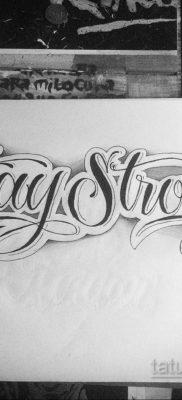 тату надписи шрифты эскизы 14.09.2019 №070 – tattoo lettering fonts sketche – tatufoto.com