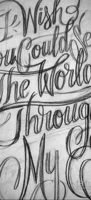 тату надписи шрифты эскизы 14.09.2019 №071 – tattoo lettering fonts sketche – tatufoto.com