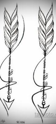 тату эскизы женские пример 14.09.2019 №015 – tattoo sketches for women – tatufoto.com