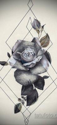 тату эскизы женские пример 14.09.2019 №034 – tattoo sketches for women – tatufoto.com