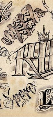 тату эскизы надписи 14.09.2019 №001 – tattoo sketches lettering – tatufoto.com