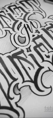 тату эскизы надписи 14.09.2019 №019 – tattoo sketches lettering – tatufoto.com