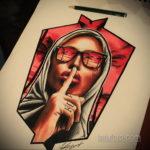 цветной реализм тату эскизы 16.09.2019 №005 - color realism tattoo sketches - tatufoto.com