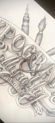 эскизы тату для мужчин надписи 14.09.2019 №009 – tattoo sketches for men l – tatufoto.com