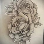 эскизы тату женские цветные 14.09.2019 №012 - female color tattoo sketches - tatufoto.com