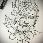 эскизы тату женские цветные 14.09.2019 №018 - female color tattoo sketches - tatufoto.com