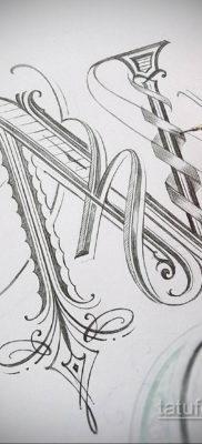 эскизы тату на руку надписи 14.09.2019 №002 – hand lettering tattoo sketches – tatufoto.com