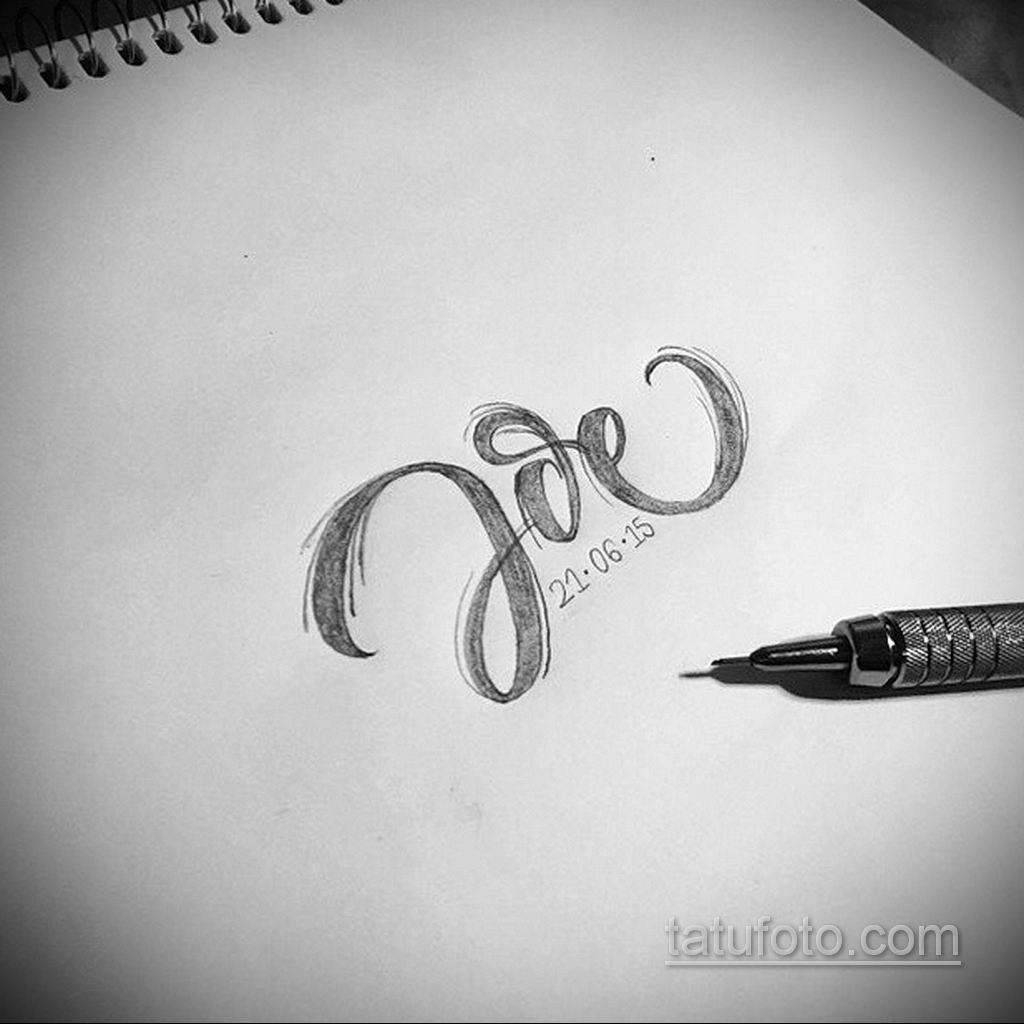 эскизы тату на руку надписи 14.09.2019 №013 - hand lettering tattoo sketches - tatufoto.com