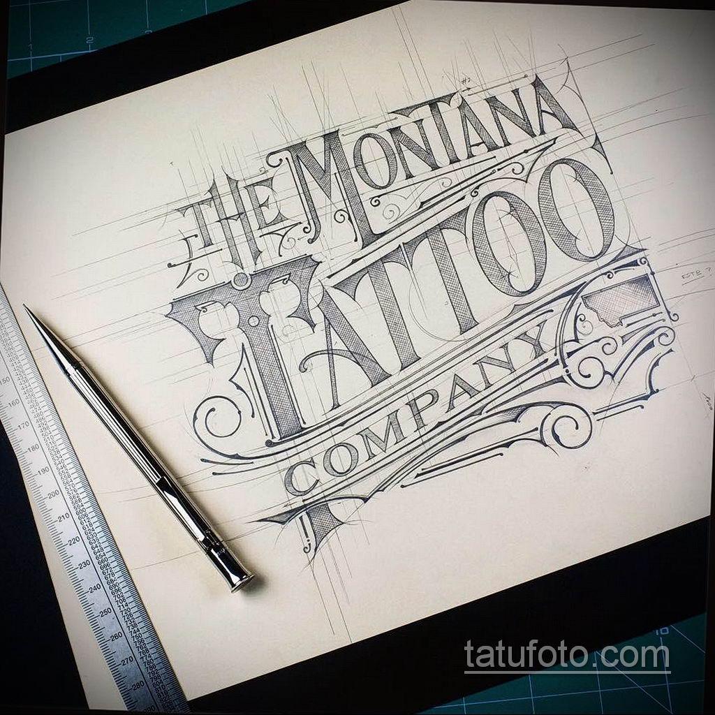 эскизы тату на руку надписи 14.09.2019 №016 - hand lettering tattoo sketches - tatufoto.com