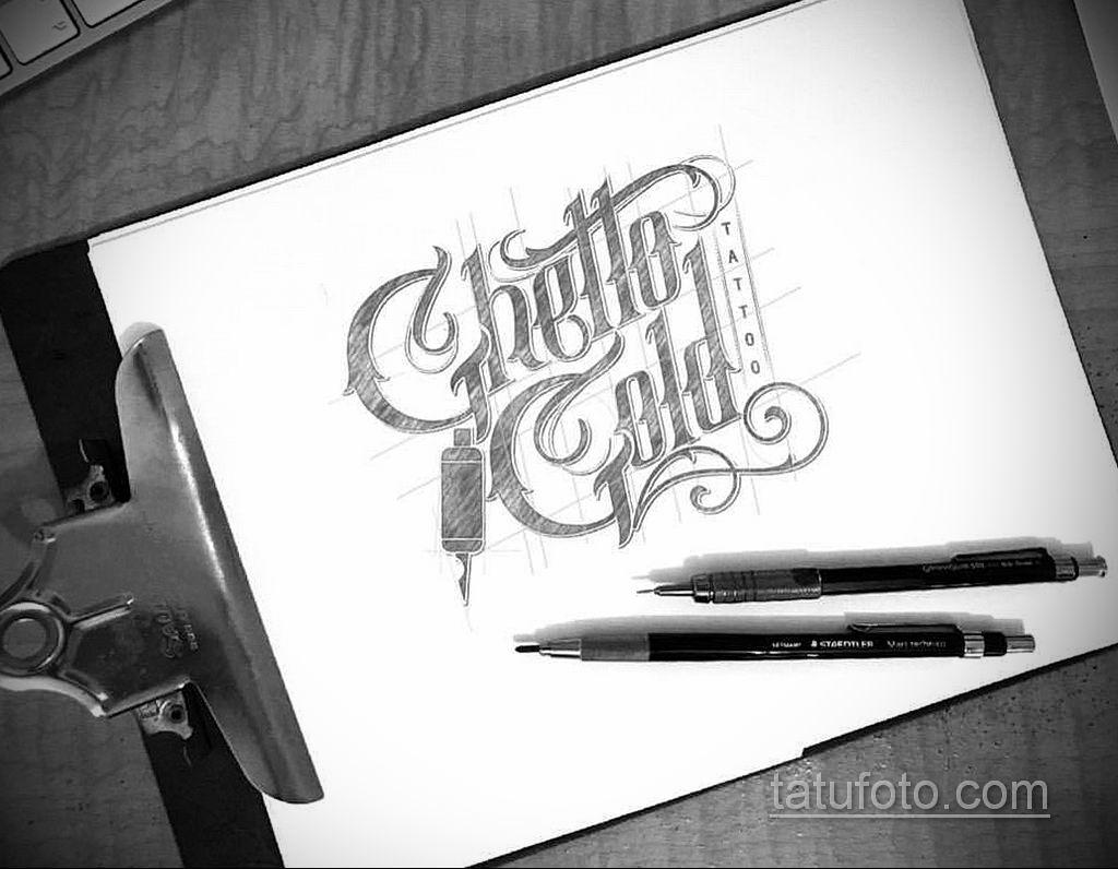 эскизы тату на руку надписи 14.09.2019 №018 - hand lettering tattoo sketches - tatufoto.com