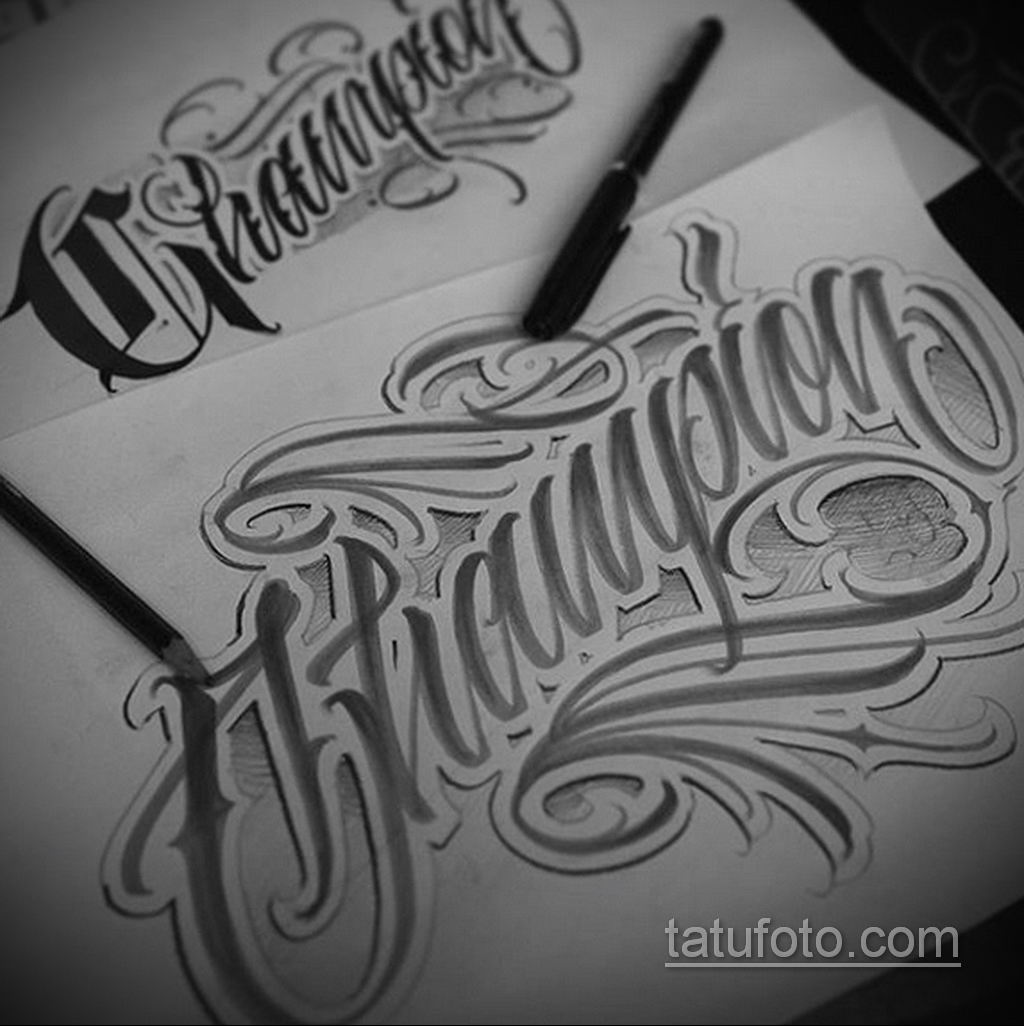 эскизы тату на руку надписи 14.09.2019 №022 - hand lettering tattoo sketches - tatufoto.com