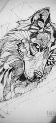 эскизы тату черепа животных 17.09.2019 №023 – animal skull tattoo designs – tatufoto.com