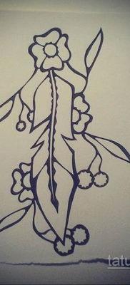 эскиз для тату простые узоры 15.09.2019 №012 – sketch for tattoo simple patt – tatufoto.com