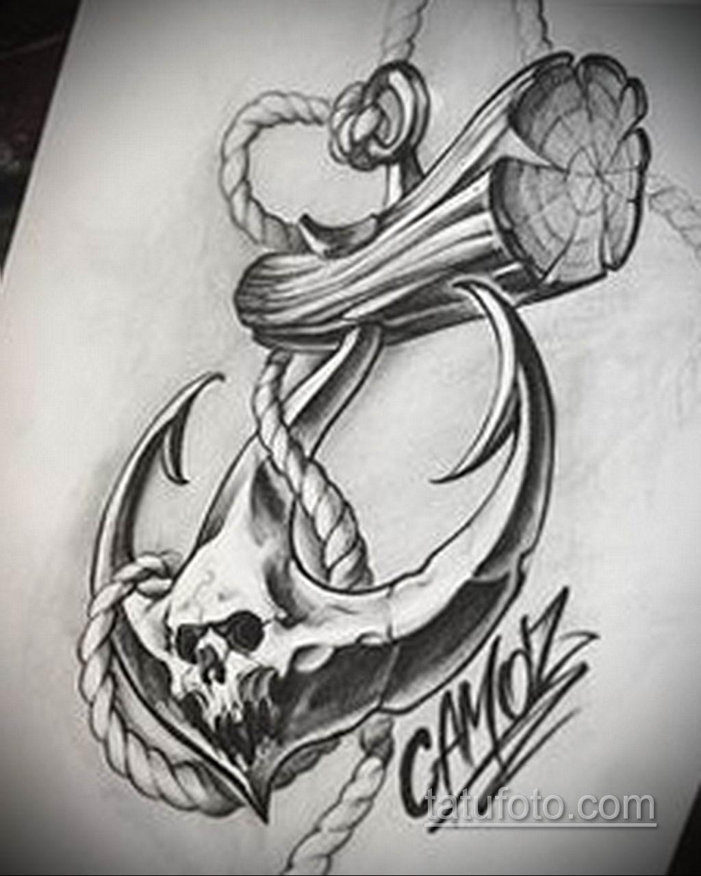 эскиз тату надпись чикано 14.09.2019 №035 - Chicano tattoo sketch - tatufoto.com