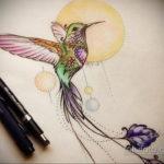 эскиз тату на кисти женские 14.09.2019 №004 - sketch of a tattoo on a woma - tatufoto.com