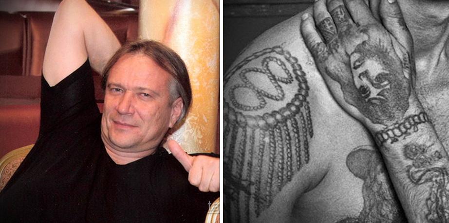 Смысл татуировок задержанного главного вора в законе – «Шишкана»