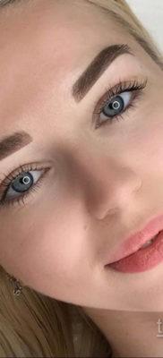 перманентный макияж примеры на фото 24.10.2019 №021 -permanent make- tatufoto.com