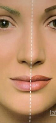 перманентный макияж примеры на фото 24.10.2019 №026 -permanent make- tatufoto.com