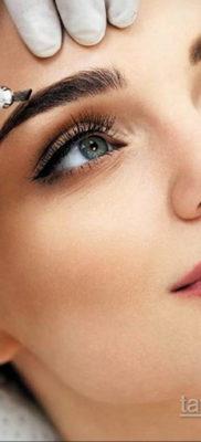перманентный макияж примеры на фото 24.10.2019 №041 -permanent make- tatufoto.com