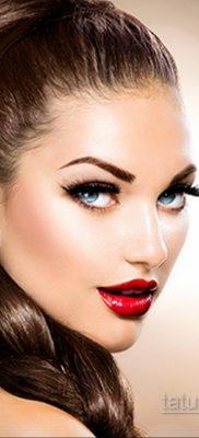 перманентный макияж примеры на фото 24.10.2019 №052 -permanent make- tatufoto.com