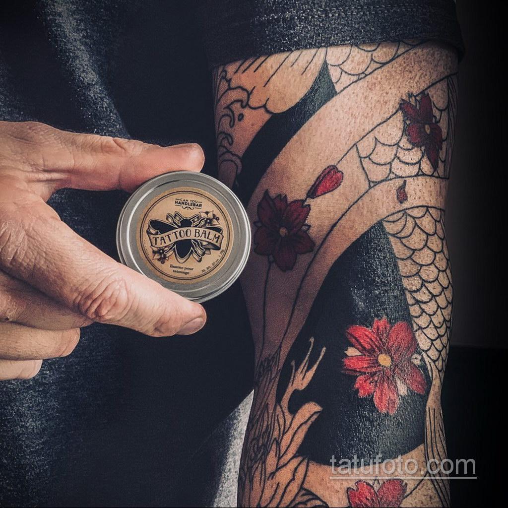 Практические советы по уходу за свежей татуировкой - фото 2