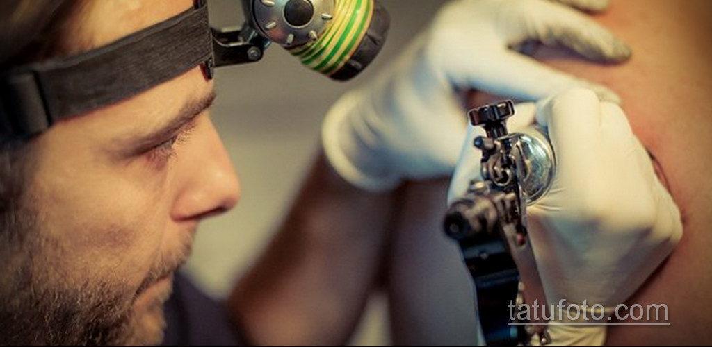 Практические советы по уходу за свежей татуировкой - фото 4
