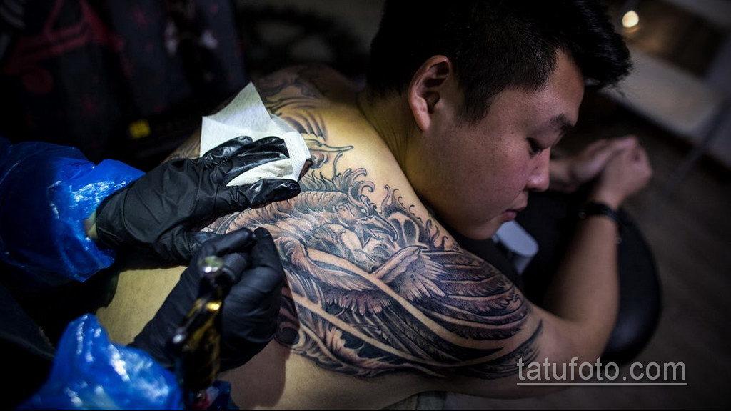 Практические советы по уходу за свежей татуировкой - фото 5