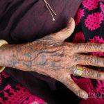 древняя индийская татуировка 22.11.2019 №002 -ancient indian tattoo- tatufoto.com