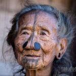 древняя индийская татуировка 22.11.2019 №014 -ancient indian tattoo- tatufoto.com