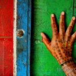 древняя индийская татуировка 22.11.2019 №016 -ancient indian tattoo- tatufoto.com