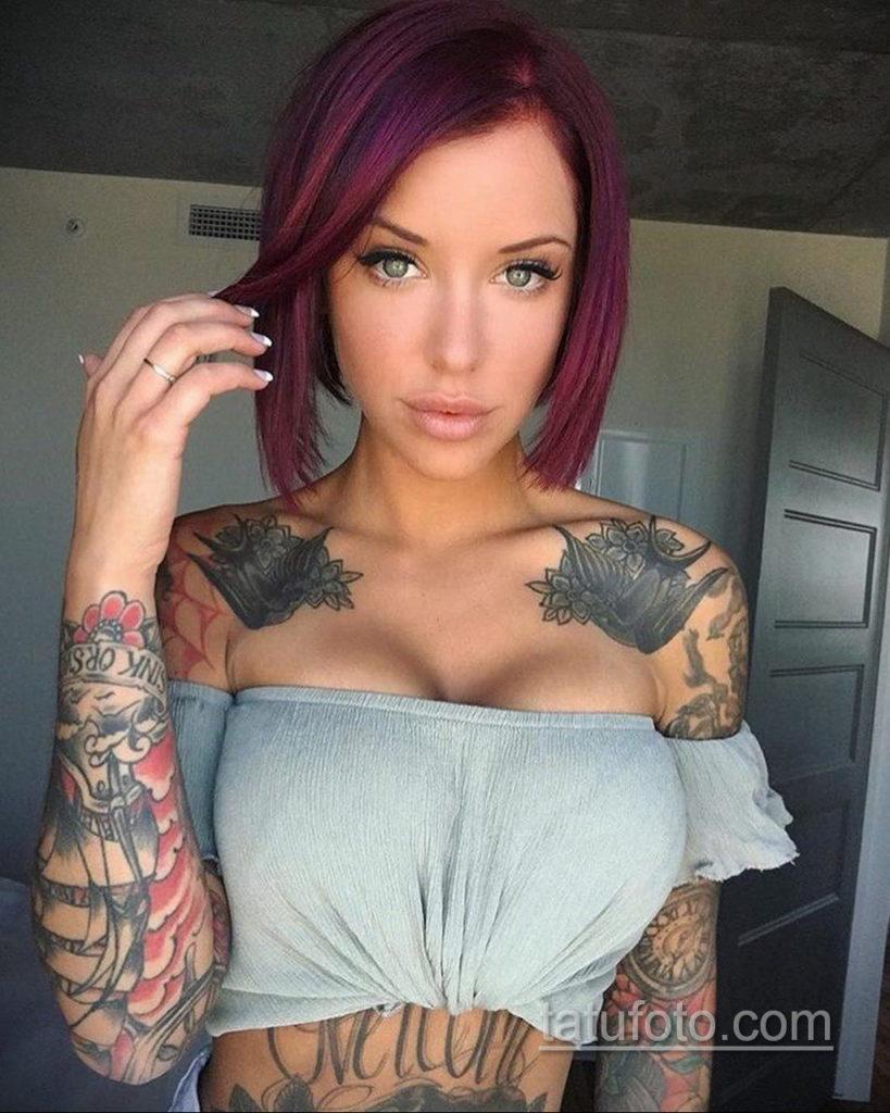 Действительно ли ты готова сделать татуировку?