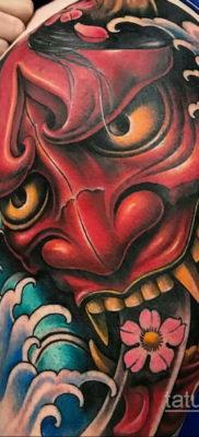 ориентал тату 26.11.2019 №002 -oriental tattoo- tatufoto.com