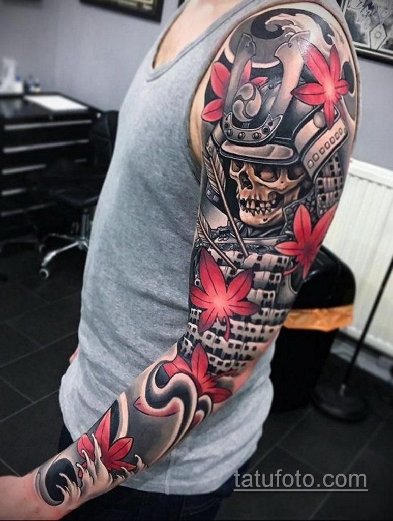 ориентал тату 26.11.2019 №011 -oriental tattoo- tatufoto.com