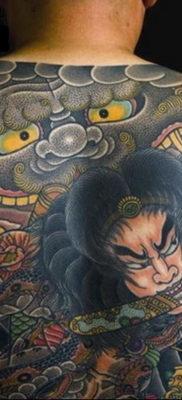 ориентал тату 26.11.2019 №018 -oriental tattoo- tatufoto.com