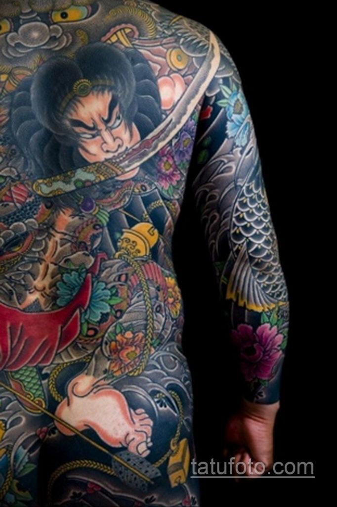 ориентал тату 26.11.2019 №021 -oriental tattoo- tatufoto.com