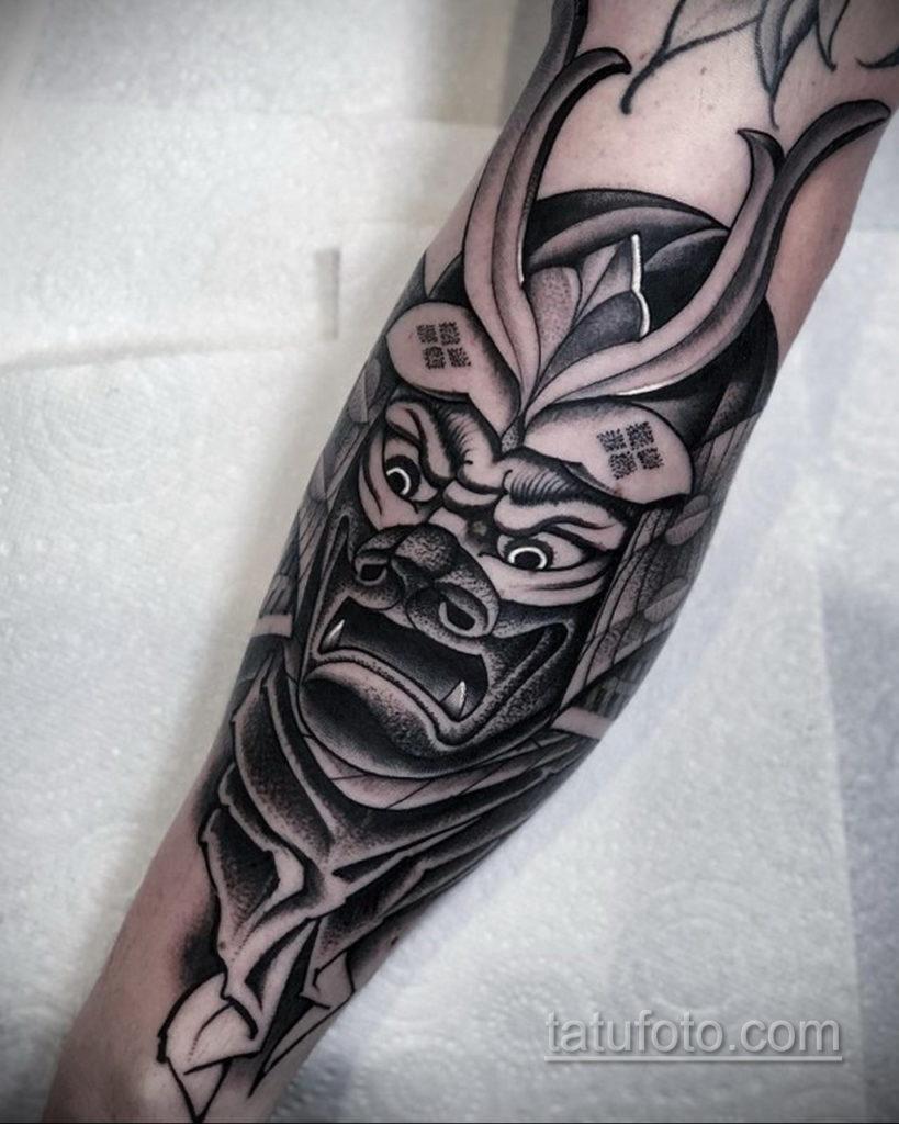ориентал тату 26.11.2019 №036 -oriental tattoo- tatufoto.com