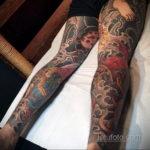 ориентал тату 26.11.2019 №054 -oriental tattoo- tatufoto.com