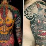 ориентал тату 26.11.2019 №070 -oriental tattoo- tatufoto.com